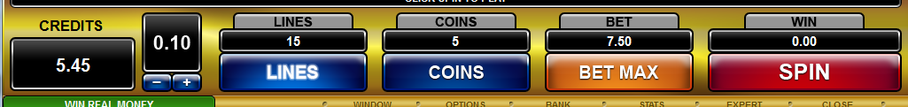 Pokies Coin Bet