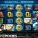 Check Out Leagues of Fortune Online Pokies Game
