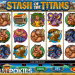 What Is The Stash Of The Titans Pokies Game?