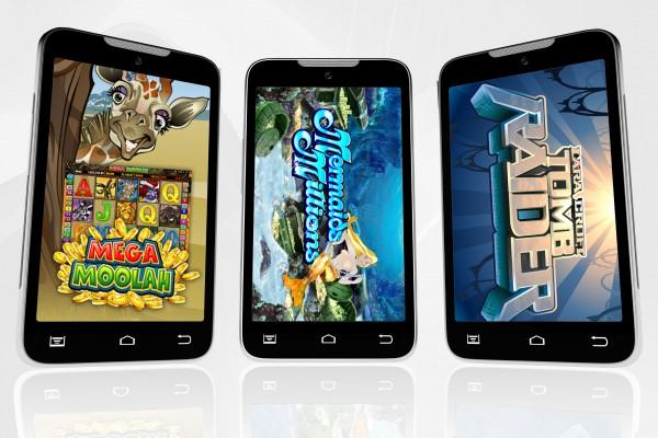 Online Mobile Pokies