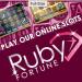 Nobody does Bonuses like Ruby Fortune