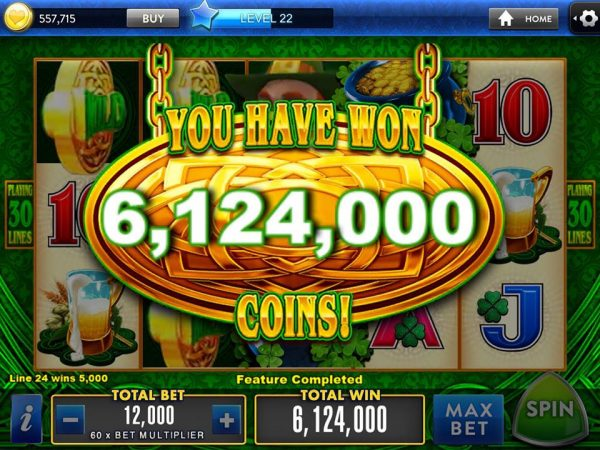 big win on 5 dragons playing aristocrat pokies online